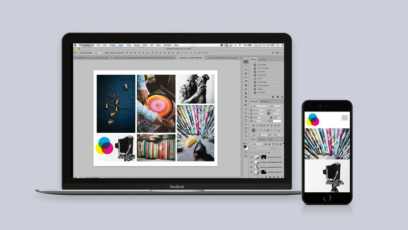 Designing Marketing Graphics in Photoshop and Illustrator with Paul Trani