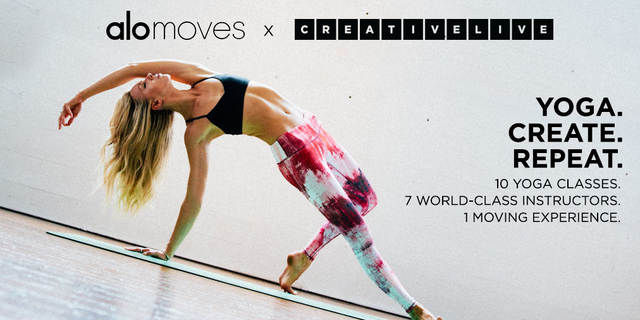 Alo Moves - Yoga Classes Features