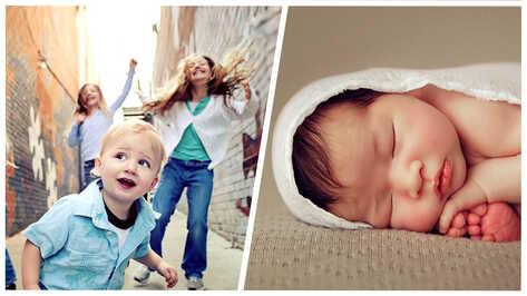 Family photography bundle