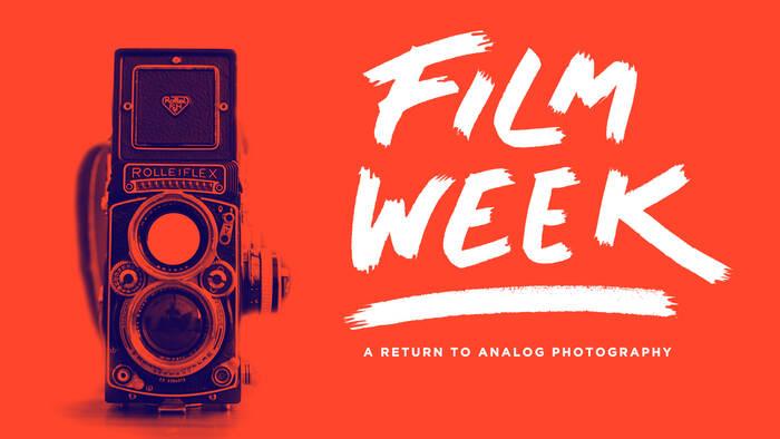 Film Week: A Return to Analog