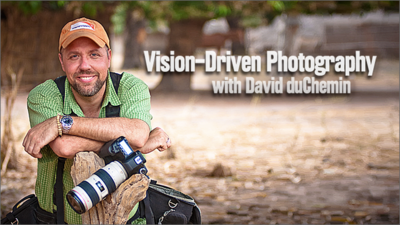 Vision-Driven Photography