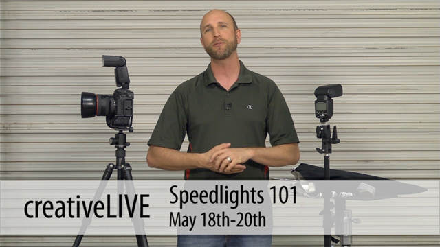 speedlights 101 with mark wallace