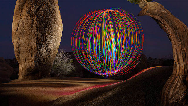 light painting with ben willmore