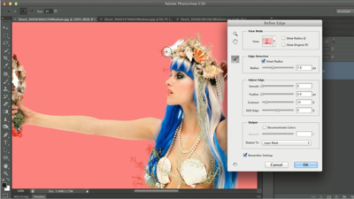 Adobe® Photoshop® Deep Dive: Selections