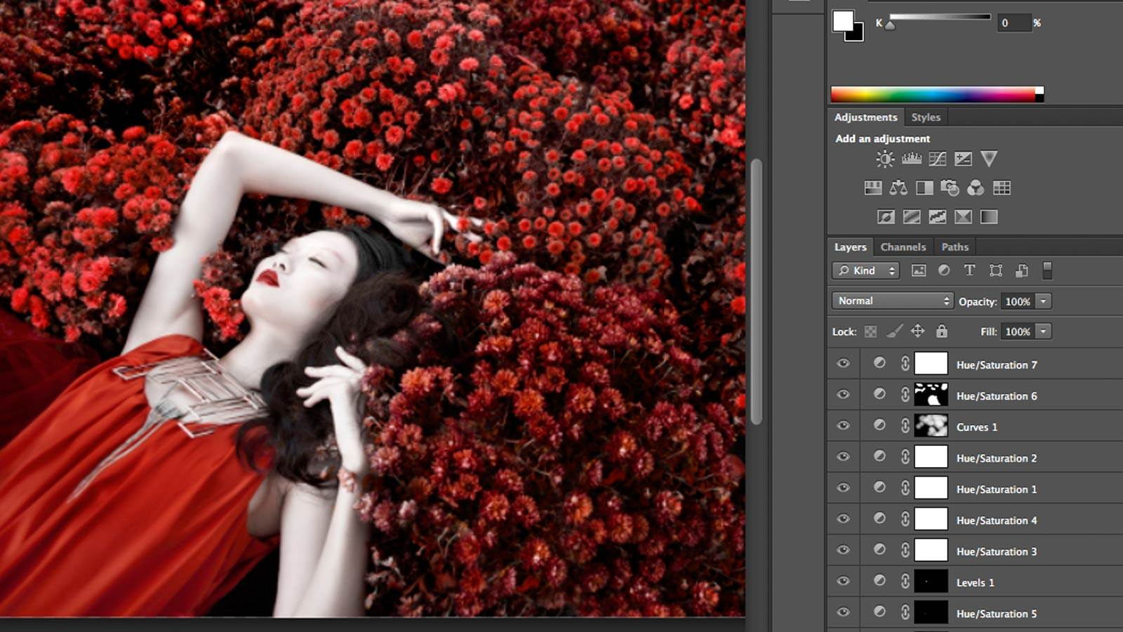 Portrait Retouching in Photoshop Online Class with Lindsay Adler