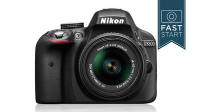 Nikon® D3100 / D3200 / D3300