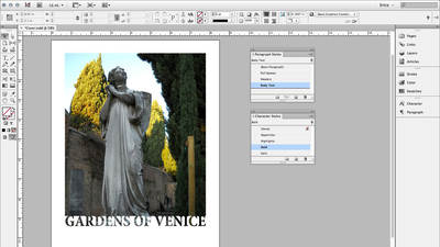 Powering Up with Adobe InDesign CS6