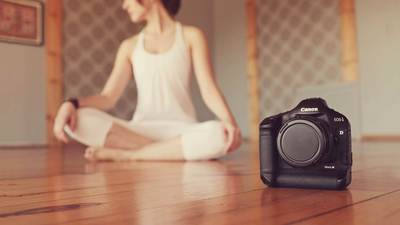 Yoga for Photographers