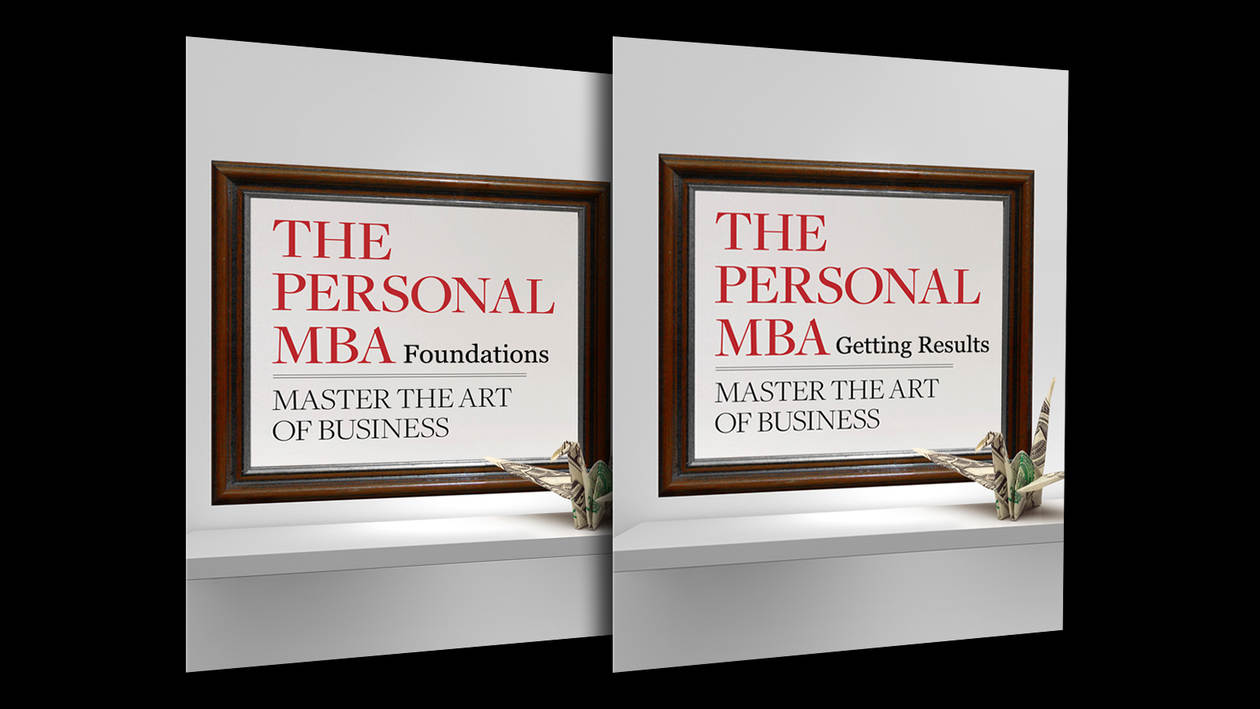 The Personal MBA Bundle | CreativeLive