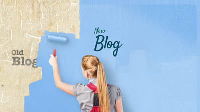 Redesigning Your Website or Blog