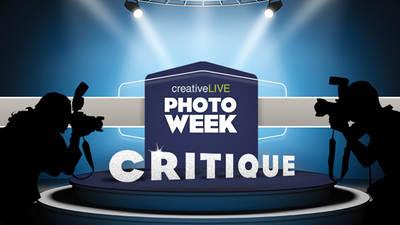 Photo Week Image Critique - Commercial