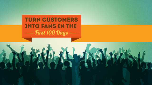 turn customers into fans in the first 100 days with joey coleman
