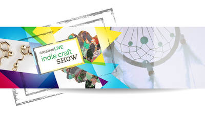 CreativeLive Indie Craft Show