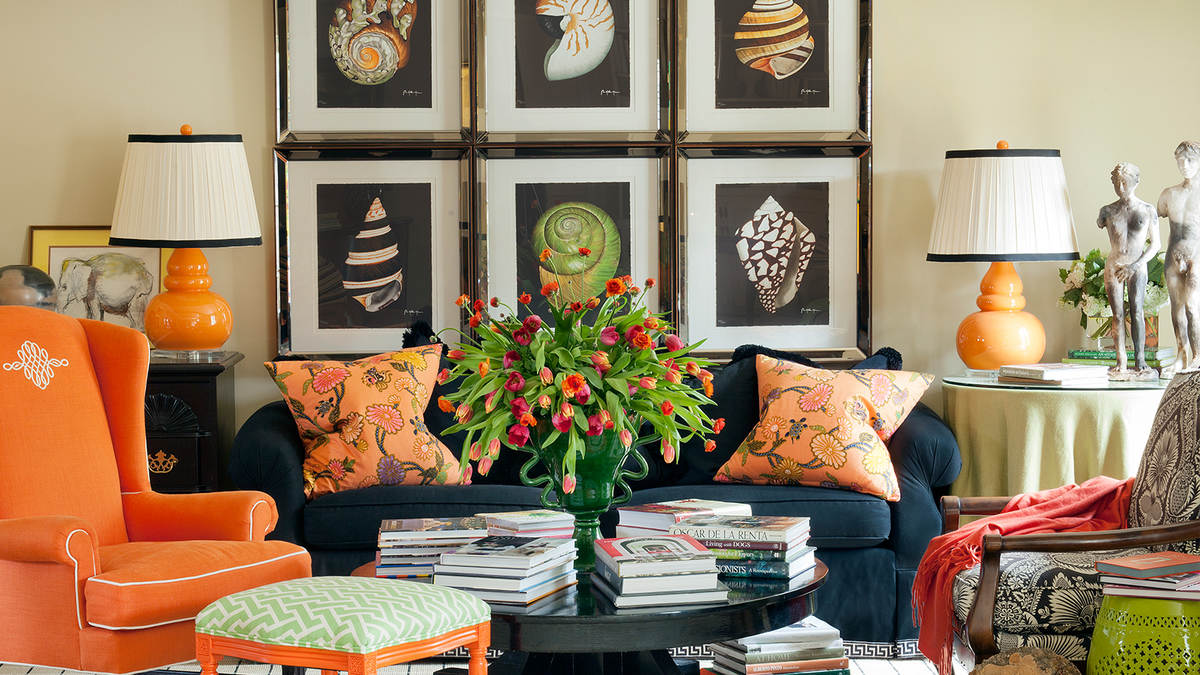 Using Color In Home Design With Tobi Fairley - Color in home design
