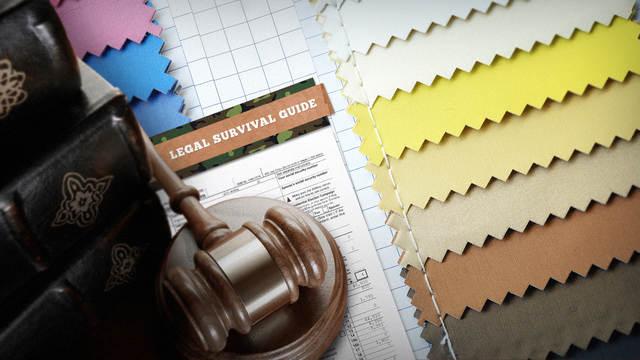 legal survival guide for creative businesses with craig heidemann
