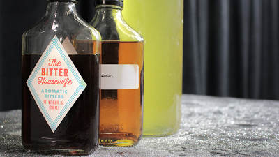 Homemade Liquor Infusions & Bitters
