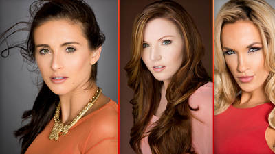 Commercial and Iconic Headshots