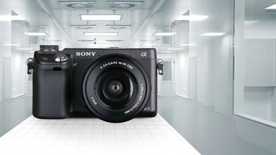 Fast Start Sony NEX-6