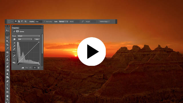 Camera Raw: Optimizing an Image from Photoshop for Photographers: The  Essentials with Ben Willmore | CreativeLive