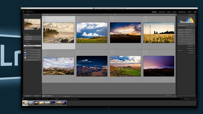 Collections in Adobe® Lightroom® 5