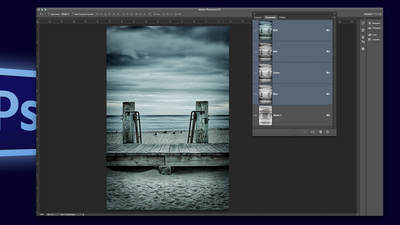 Photoshop® Masks and Channels Deep Dives