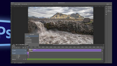 Working with Video in Photoshop®