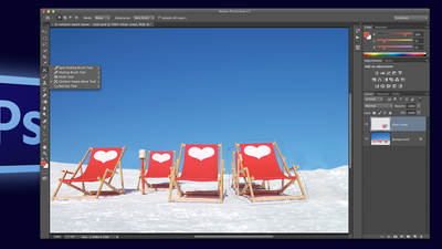 Moving and Removing Objects in Photoshop