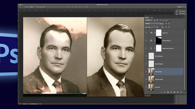 Advanced Photo Restoration