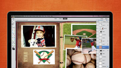 Digital Scrapbooking with Photoshop Elements