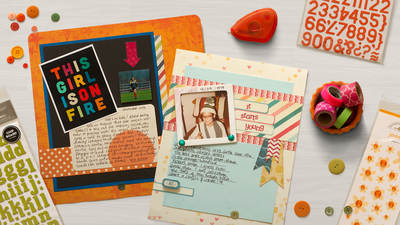 Scrapbook Your Story