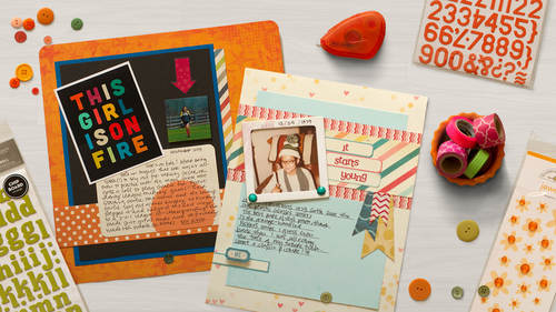 Your Scrapbooking Mission From Scrapbook Your Story With Lain Ehmann