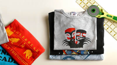 T-Shirt Quilting: Warm Up With Your Life Story