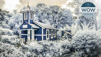 Creative Wow: Infrared Photography