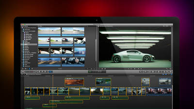 Apple® Final Cut Pro® X - In-Depth and Up-to-Date