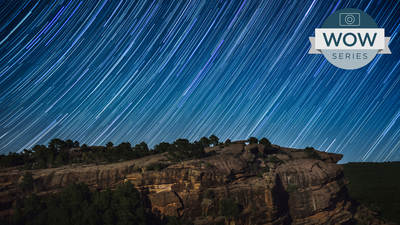Creative Wow: Night and Star Photography