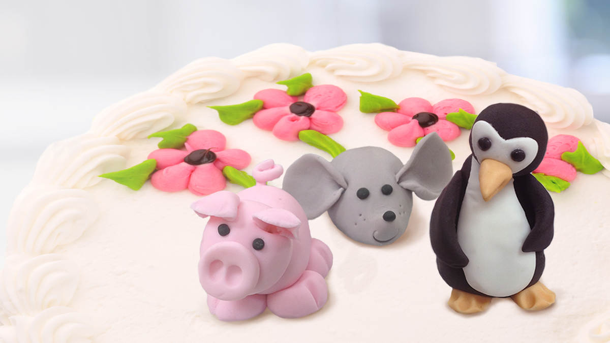 Cake Decorating Animal Figures Cake Decorating Modeling Chocolate For Beginners With Lucinda Larson