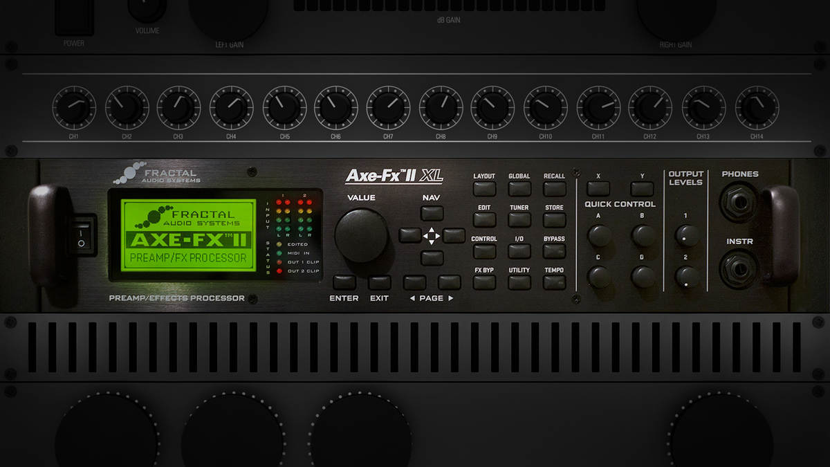 Using the Axe-Fx