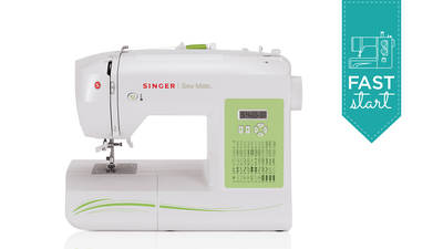 Singer Sew Mate™ Sewing Machine Model 5400 - Fast Start