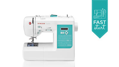 Singer Stylist™ Sewing Machine Model 7258 - Fast Start