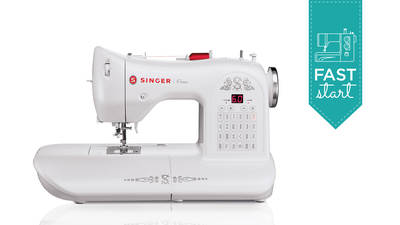 Singer ONE™ Sewing Machine - Fast Start