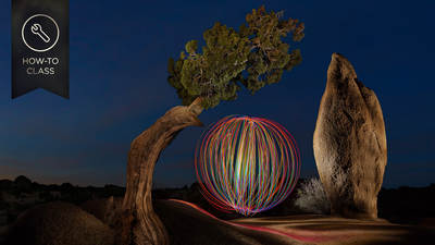 How to Paint with Light