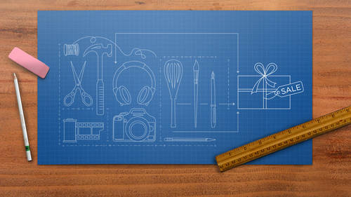 Design your business blueprint creativelive design your business blueprint malvernweather Image collections