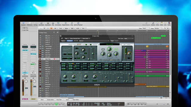 producing electronic music with logic pro with ed solo