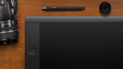 How to Use a Wacom®  Tablet