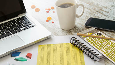 Bookkeeping for Crafters