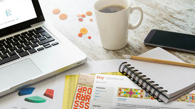Bookkeeping for Etsy® Sellers