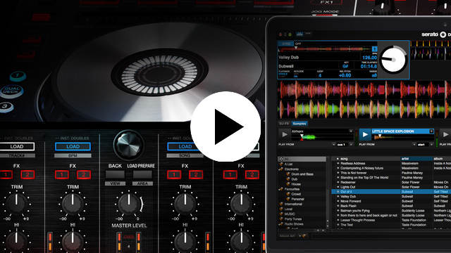Crates, Gain & Additional Tips from Serato Scratch: Fundamentals with DJ  Hapa | CreativeLive