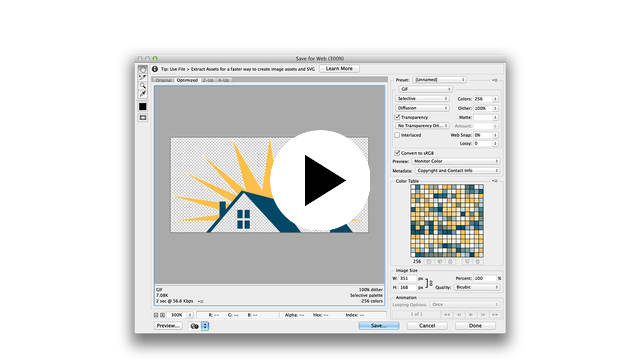 Creating Animated GIF from Layers in Photoshop from How to Create an  Animated GIF in Photoshop with Jason Hoppe   CreativeLive