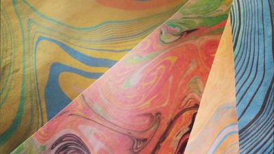 Introduction to Paper Marbling