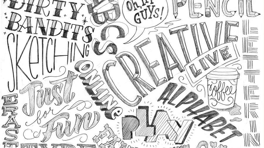 Hand Lettering 101 Guide For Beginners